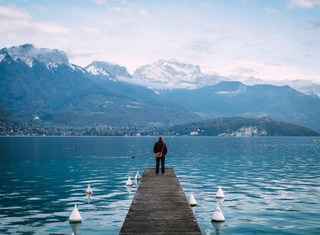 Annecy - The Pearl of the Alps