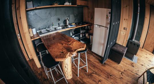 Cocina casa G