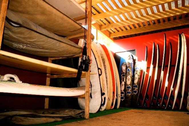 Escuela Surf Lodge Posada Punta de Lobos