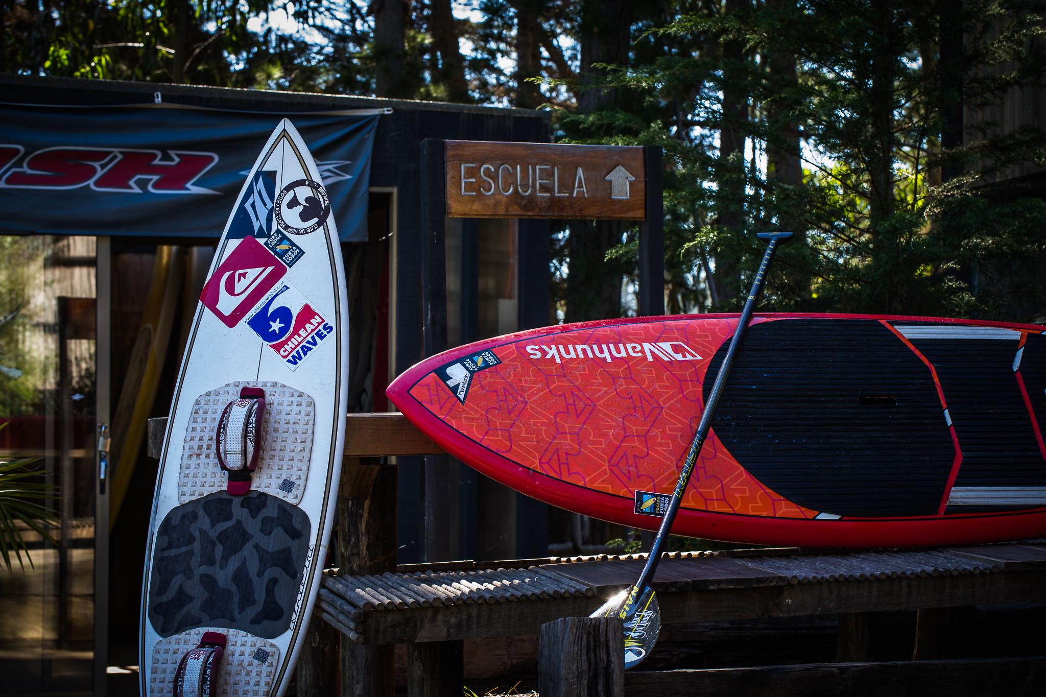 Escuela Surf Lodge Punta de Lobos