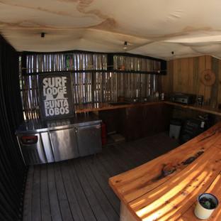 Bar al aire libre
