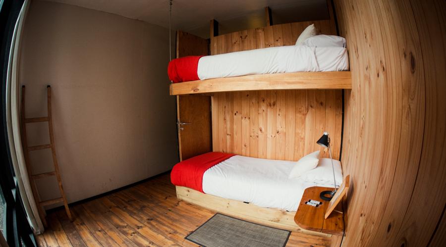 Habitación cuadruple