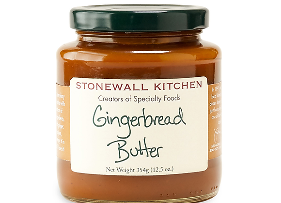 Stonewall Kitchen Gingerbread Butter