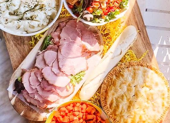 Homemade Easter 🍋 Dinner for 4