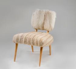 White Fox Chair