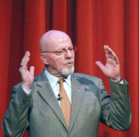 Motivational Speaker and former POW Dave Carey