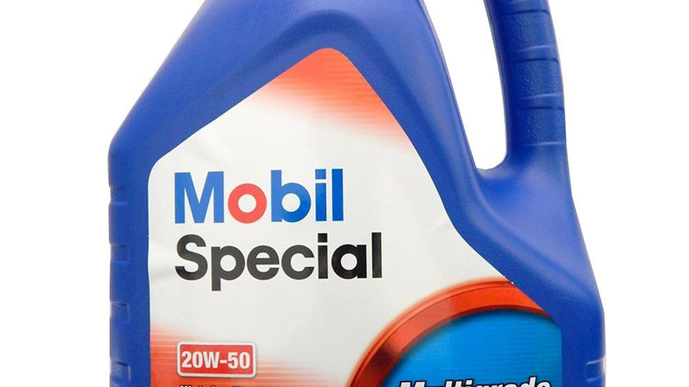 MOBIL SPECIAL 20W50  GALON
