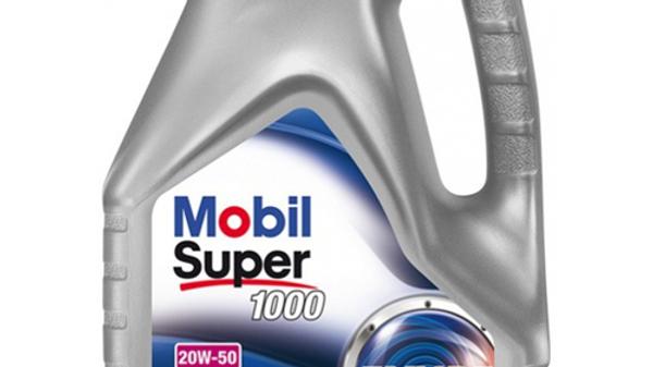 MOBIL SUPER 1000 XHP 20W50 4 LITROS