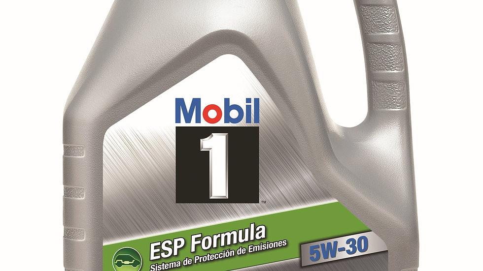 MOBIL 1 ESP SINTETICO 5W30 4 LITROS