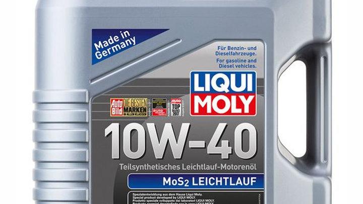 LIQUI MOLY ACEITE S-SINTETICO MoS2 10W40 4 LITROS