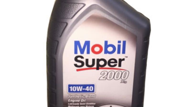 MOBIL  SUPER 2000 10W40  1 LITRO