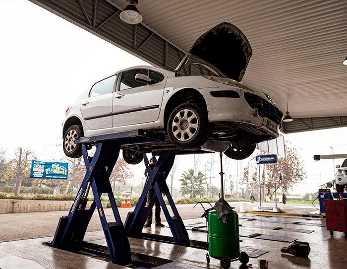 Cambio de Aceite Vehículo Gasolina