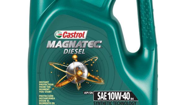 CASTROL MAGNATEC DIESEL 10W40  3.78 LITROS