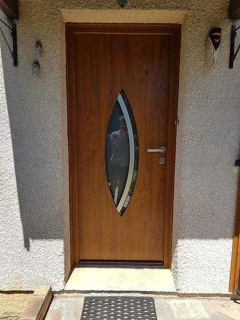 Porte d'entrée PVC Montluçon 03100