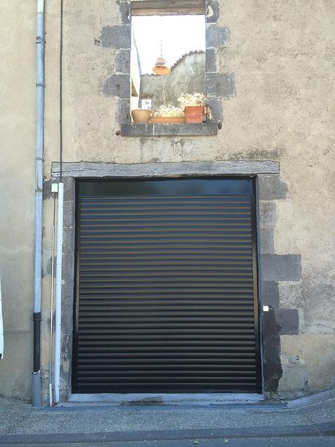 Porte de garage en roulable Saint Amant Tallende 63450