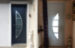 Porte d'entrée Aluminium Riom 63200