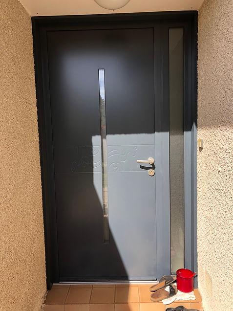 Porte d'entrée Aluminium Châtel Guyon 63140