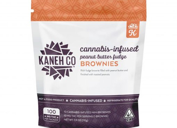 Kaneh Co Peanutbutter Fudge BROWNIES