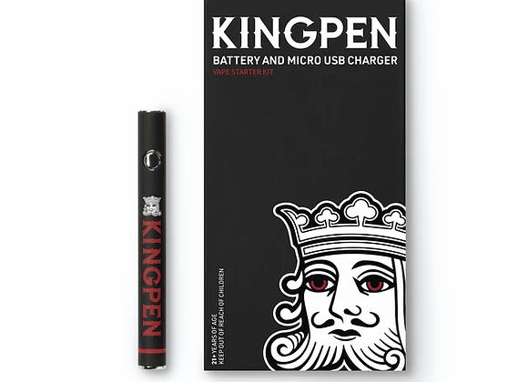 Kingpen battery (included when you purchase 2 or more cartridges)