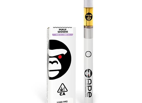 Ape- Maui Wowie 1.1g sauce sativa 41% THC 38% CBD