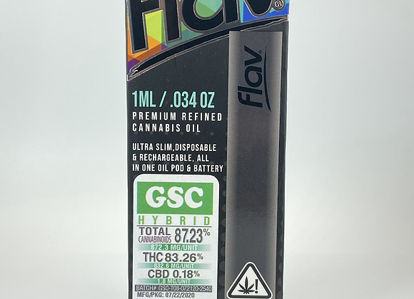 Flav- Girl Scout Cookies 1G Disposable