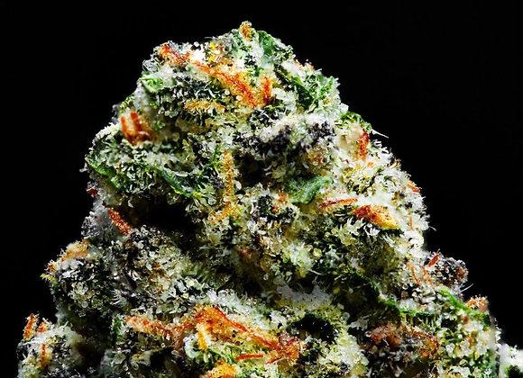 Indoor Top Shelf Zkittlez OG 27.30% THC Indica