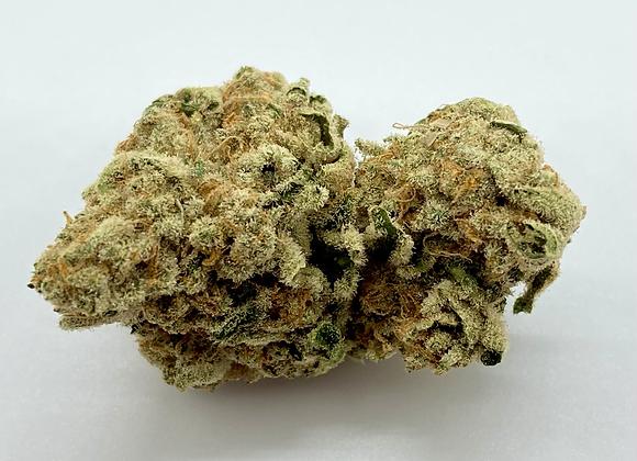 Black Friday- Exotic Blue Sherbert 29% THC Hybrid