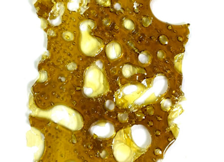 Honey Drip Extracts - PEANUT BUTTER BREATH Shatter