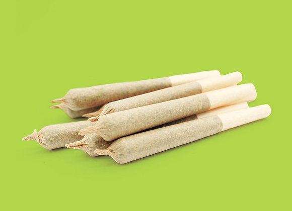 "10 pack prerolls ""Breathe Muthfka""- Wim Hof 10 grams"