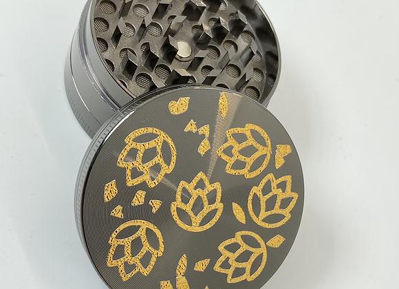 3 Piece metal custom Farm Starz grinder