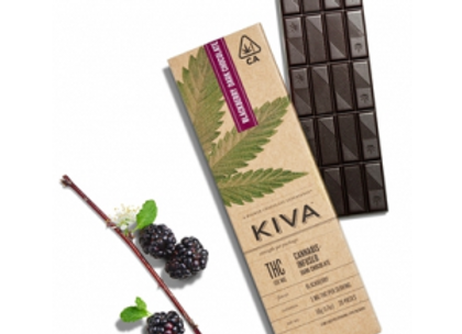 Kiva Blackberry Dark Chocolate