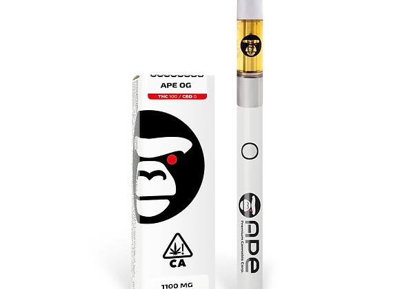 Ape- Ape OG 1.1g sauce indica 88% THC
