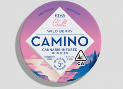 Kiva Camino Wild Berry