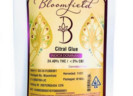 Bloomfield - Citral Glue (1OZ) - 24%THC