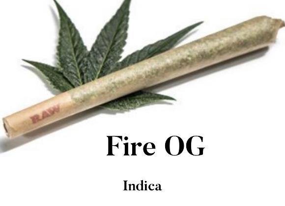 Fire OG 1g preroll