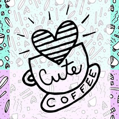 Stay Caffeinated #2 Coffee's
