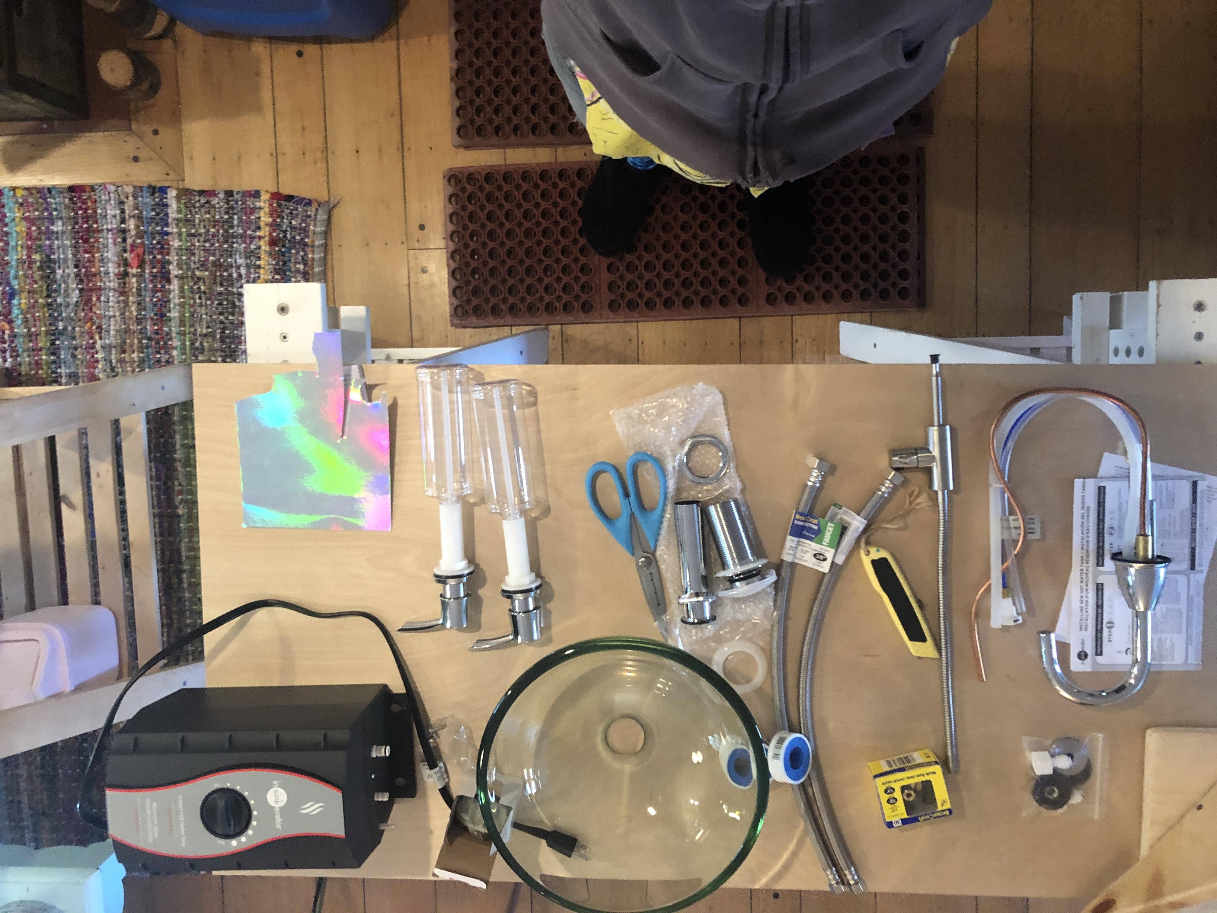 Got the Parts!