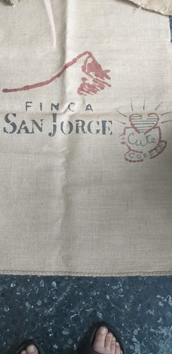 We Love Cafe San Jorge