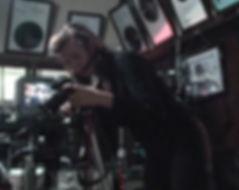 Margret Wibmer during photoshoot 'Yamaza