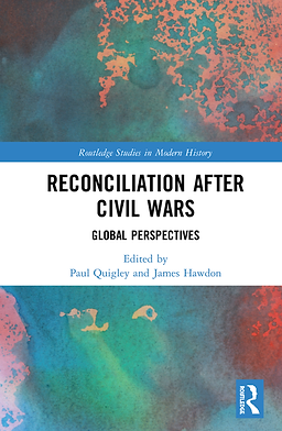 Reconciliation after Civil Wars. ed Paul Quigley & James Hawdon.  Essay by Ann L Tucker.