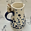 Thumbnail: Spotty blue mouse jug