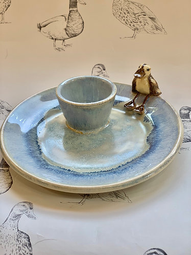 Duckling egg cup