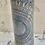 Thumbnail: Embroidered blue/grey vase