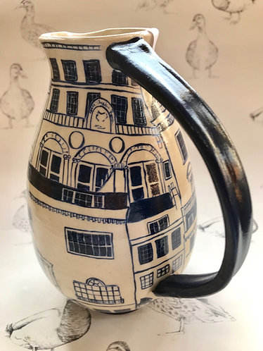 City of Bath jug