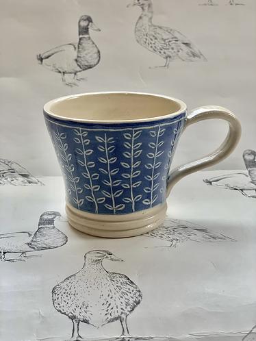 Leaf trail small tea cup