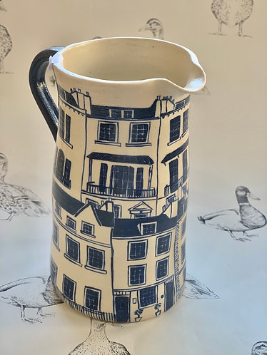 Georgian houses jug