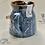 Thumbnail: Small denim blue dandelion mousie milk jug