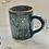 Thumbnail: Marine green small dandelion mug