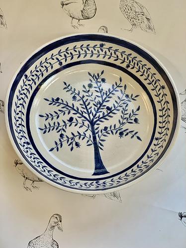 Olive tree bowl
