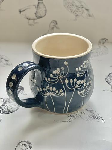 Agapanthus expresso mug